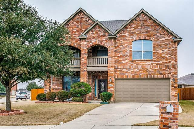 1501 Birds Eye Road, Fort Worth, TX 76177 (MLS #14519931) :: The Kimberly Davis Group