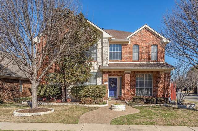 5734 Woodmoss Lane, The Colony, TX 75056 (MLS #14519952) :: Post Oak Realty