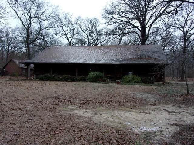 57 County Road 3512, Dike, TX 75437 (MLS #14519969) :: Team Tiller