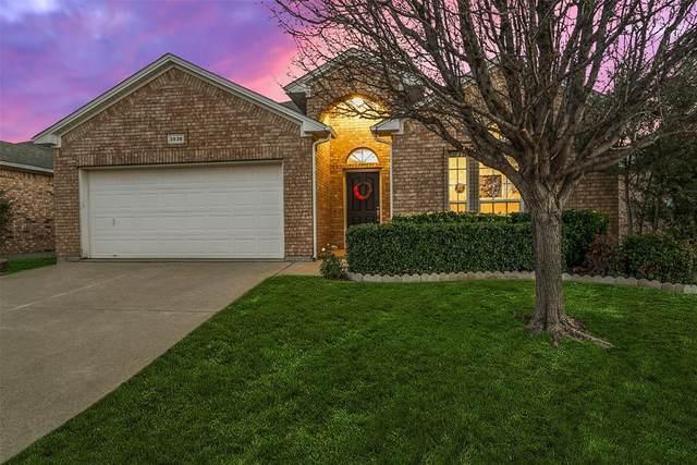 3836 Confidence Drive, Fort Worth, TX 76244 (MLS #14519998) :: Team Tiller