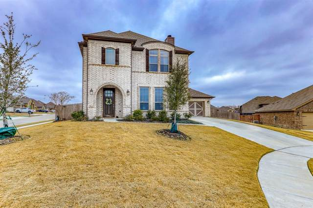 301 Jasmine Court, Aledo, TX 76008 (MLS #14520007) :: Team Tiller