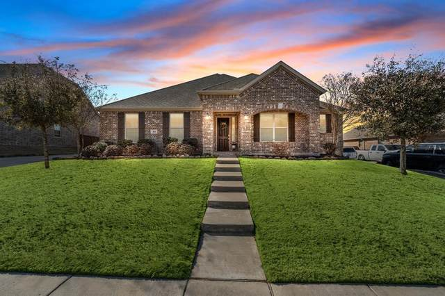 400 Darian Drive, Prosper, TX 75078 (MLS #14520030) :: The Star Team | JP & Associates Realtors