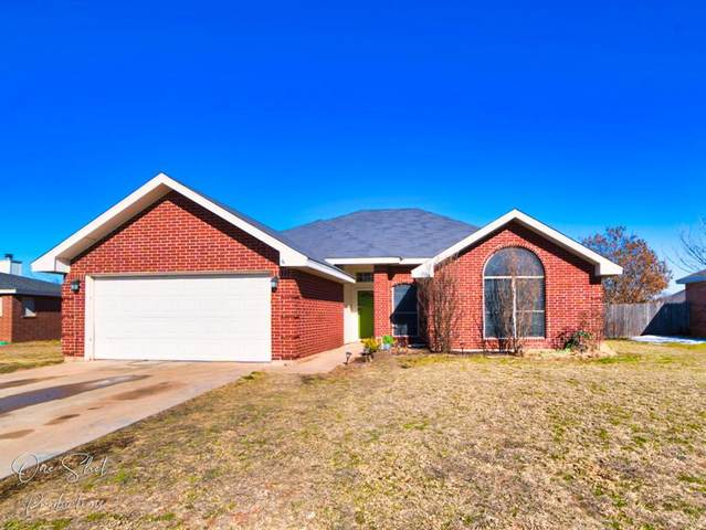 7541 Thompson Parkway, Abilene, TX 79606 (MLS #14520039) :: Robbins Real Estate Group