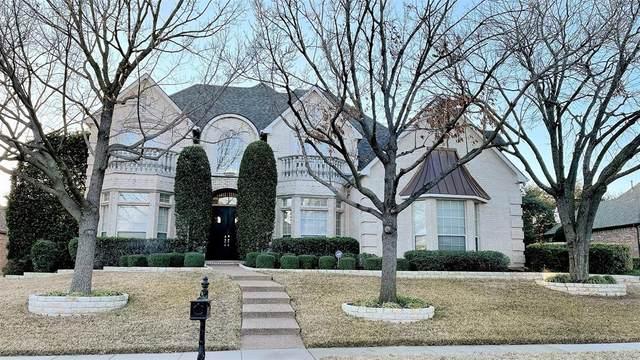 5209 Seville Lane, Flower Mound, TX 75028 (MLS #14520045) :: Robbins Real Estate Group