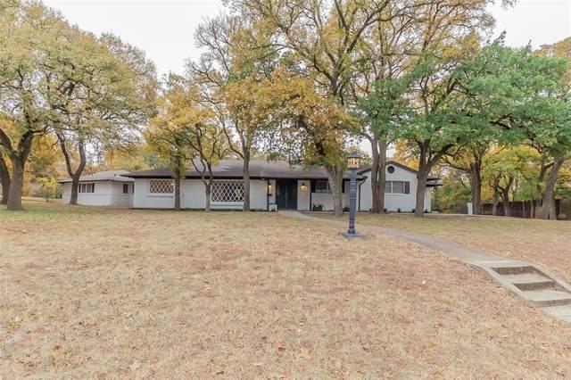 5656 Blueridge Drive, Fort Worth, TX 76112 (MLS #14520051) :: The Kimberly Davis Group