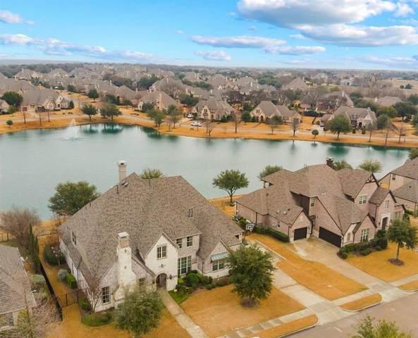 2705 Golden Meadow Court, Mckinney, TX 75069 (MLS #14520077) :: Lisa Birdsong Group   Compass