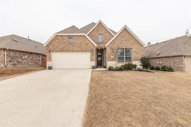 14817 Seventeen Lakes Boulevard, Fort Worth, TX 76262 (MLS #14520096) :: Team Tiller