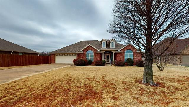 2311 Springhill Court, Mineral Wells, TX 76067 (MLS #14520141) :: All Cities USA Realty