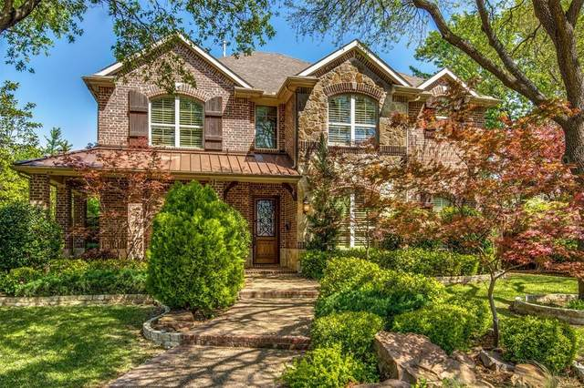 5505 Charlestown Drive, Dallas, TX 75230 (MLS #14520181) :: The Kimberly Davis Group