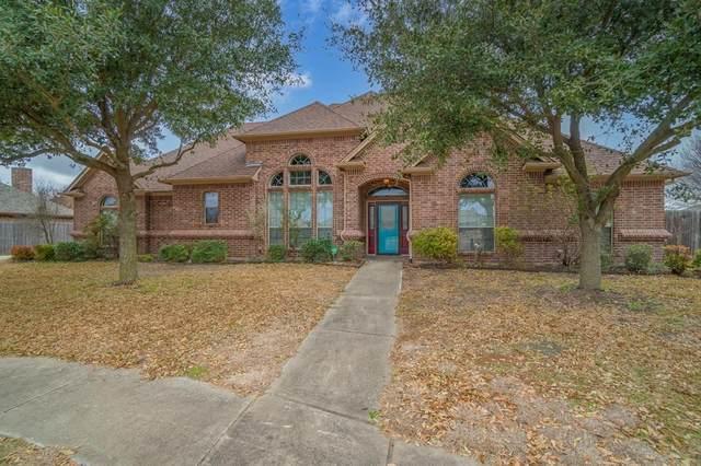 109 Monarch Court, Waxahachie, TX 75165 (MLS #14520185) :: Team Tiller