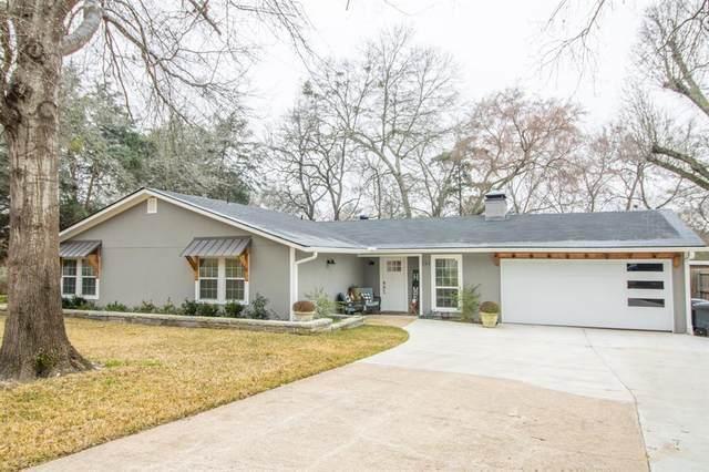 544 Woodside Drive E, Hideaway, TX 75771 (MLS #14520212) :: Team Tiller