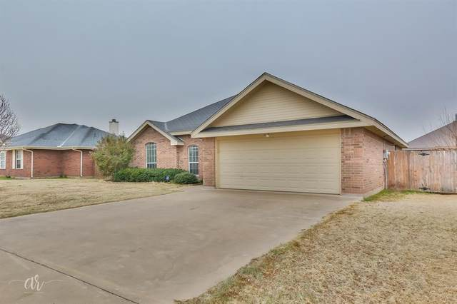 749 Swift Water Drive, Abilene, TX 79602 (MLS #14520215) :: Robbins Real Estate Group