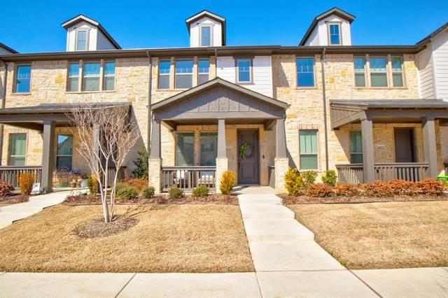 6573 Iron Horse Boulevard, North Richland Hills, TX 76180 (MLS #14520229) :: The Kimberly Davis Group