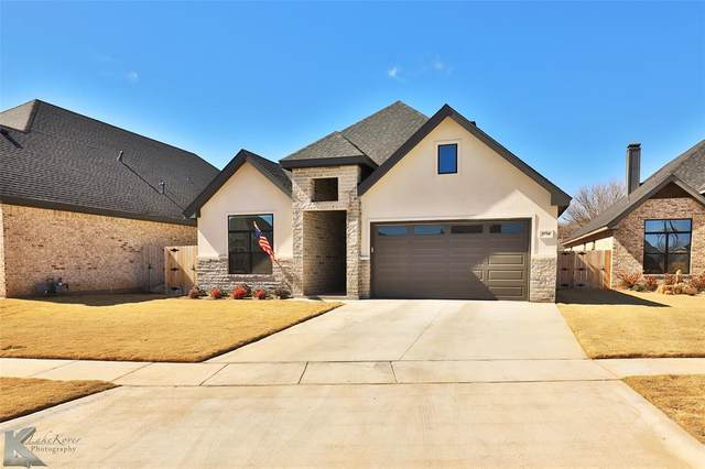 5734 Legacy Drive, Abilene, TX 79606 (MLS #14520237) :: ACR- ANN CARR REALTORS®