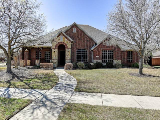 1105 Shady Rest Lane, Corinth, TX 76208 (MLS #14520245) :: Team Tiller