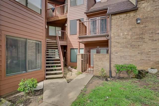 2300 Bamboo Drive N207, Arlington, TX 76006 (MLS #14520247) :: Premier Properties Group of Keller Williams Realty