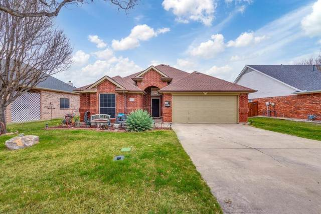 101 Blue Bonnet Circle, Justin, TX 76247 (MLS #14520276) :: The Kimberly Davis Group