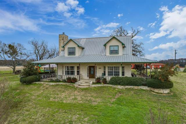 7828 County Road 314, Terrell, TX 75161 (MLS #14520278) :: Post Oak Realty