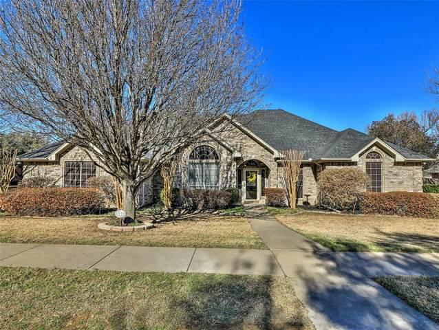 1220 Blue Gill Lane, Crowley, TX 76036 (MLS #14520279) :: Jones-Papadopoulos & Co