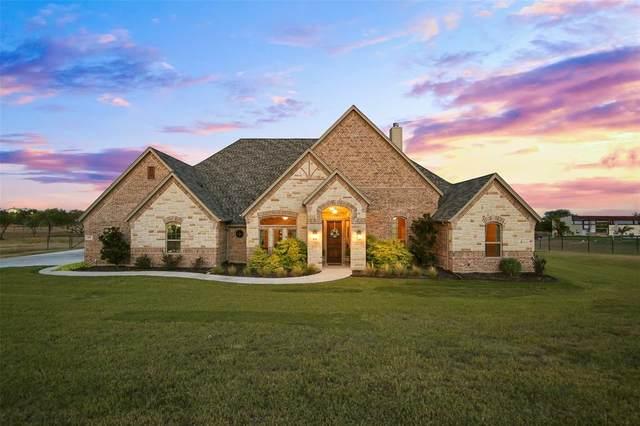 112 Maravilla Drive, Aledo, TX 76008 (MLS #14520280) :: The Kimberly Davis Group