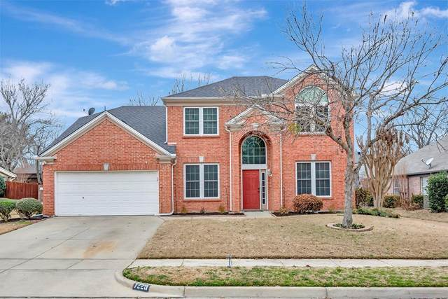 7229 Cross Keys Drive, North Richland Hills, TX 76182 (MLS #14520285) :: The Kimberly Davis Group