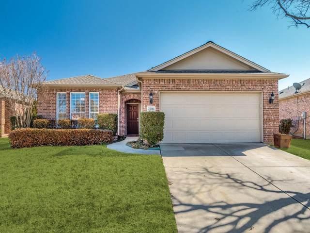 7536 Pasatiempo Drive, Frisco, TX 75036 (MLS #14520295) :: Bray Real Estate Group