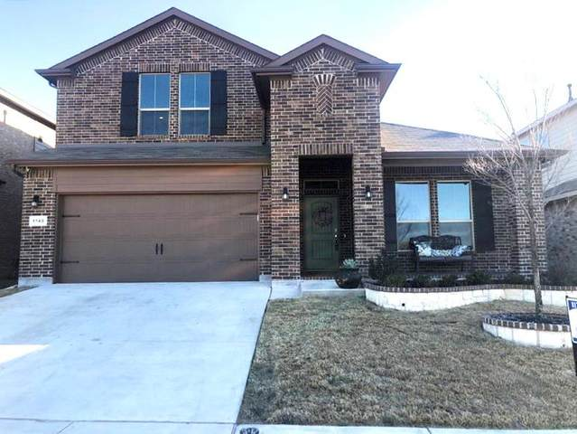 1140 Lakeville Drive, Fort Worth, TX 76177 (MLS #14520298) :: Robbins Real Estate Group