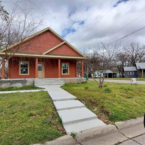 1321 Olive Street, Gainesville, TX 76240 (MLS #14520359) :: Team Tiller