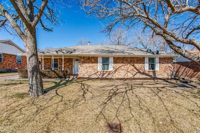 311 Allenwood Drive, Allen, TX 75002 (MLS #14520365) :: The Tierny Jordan Network