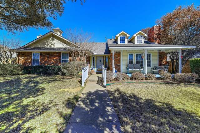 2424 College Parkway, Flower Mound, TX 75028 (MLS #14520367) :: The Tierny Jordan Network