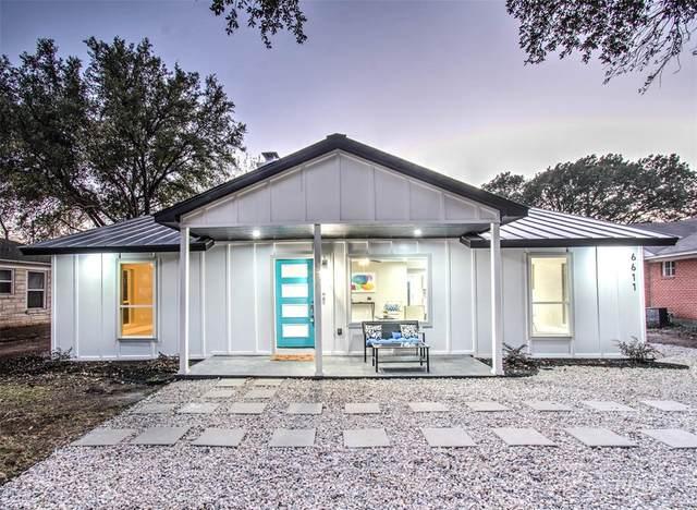 6611 Starling Circle, Dallas, TX 75209 (MLS #14520380) :: Wood Real Estate Group