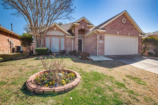 4124 Boulder Park Drive, Fort Worth, TX 76040 (MLS #14520403) :: Maegan Brest | Keller Williams Realty