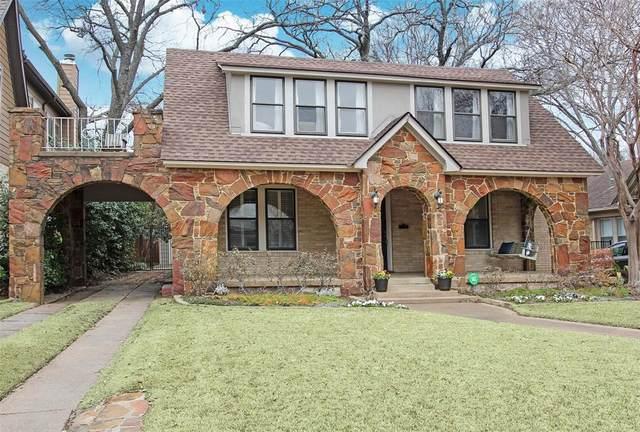 1143 N Winnetka Avenue, Dallas, TX 75208 (MLS #14520466) :: HergGroup Dallas-Fort Worth