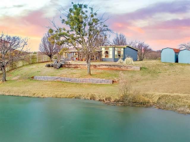 3107 Sunrise Court, Granbury, TX 76048 (MLS #14520492) :: The Kimberly Davis Group