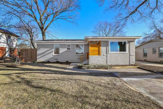 1830 Highland Street, Mesquite, TX 75149 (MLS #14520499) :: The Property Guys