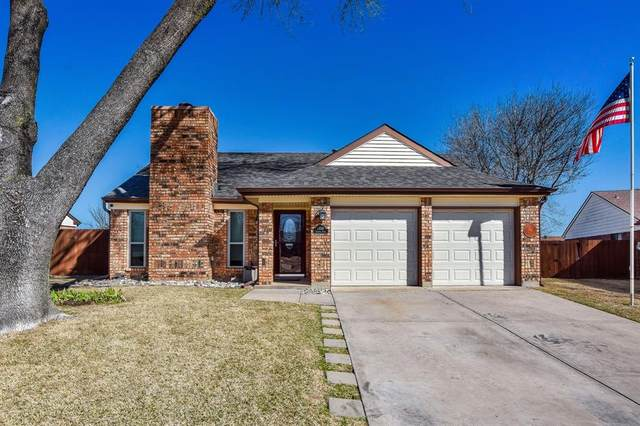 1308 Colonial Place, Flower Mound, TX 75028 (MLS #14520513) :: EXIT Realty Elite
