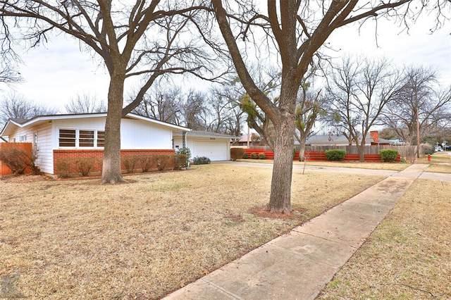 3689 Yale Avenue, Abilene, TX 79603 (MLS #14520532) :: Results Property Group