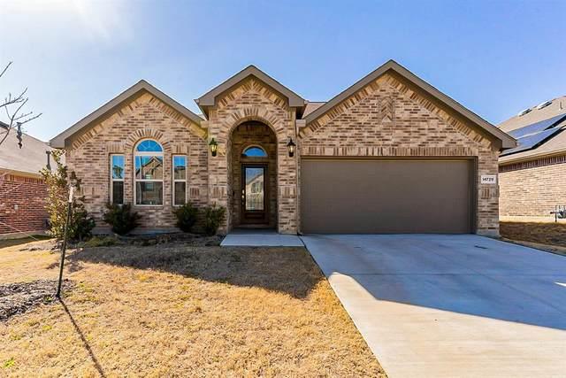 14729 Gilley Lane, Fort Worth, TX 76052 (MLS #14520570) :: Team Tiller
