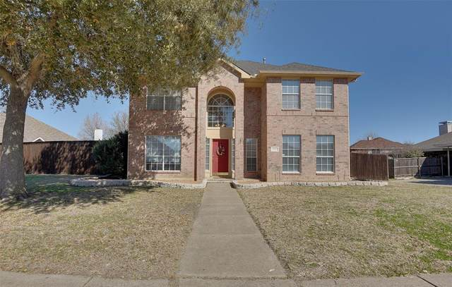 3514 Bridgewater Drive, Rowlett, TX 75088 (MLS #14520577) :: The Kimberly Davis Group