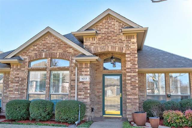 6213 Fallow Court, Fort Worth, TX 76132 (MLS #14520578) :: The Kimberly Davis Group