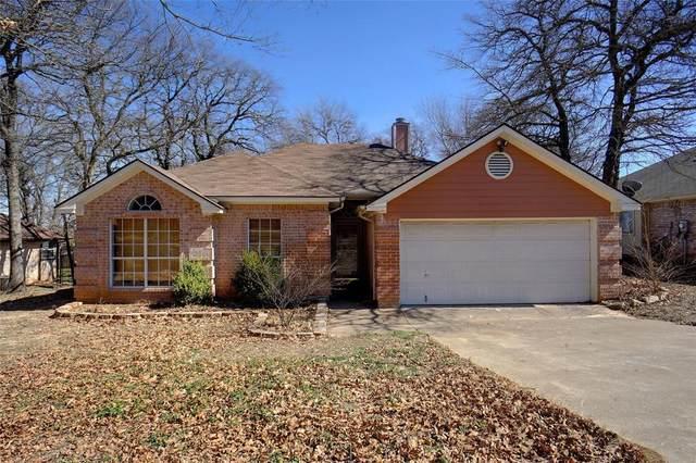 600 Inwood Road, Azle, TX 76020 (MLS #14520590) :: Team Tiller