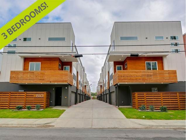 1510 N Washington Avenue #304, Dallas, TX 75204 (MLS #14520592) :: Post Oak Realty