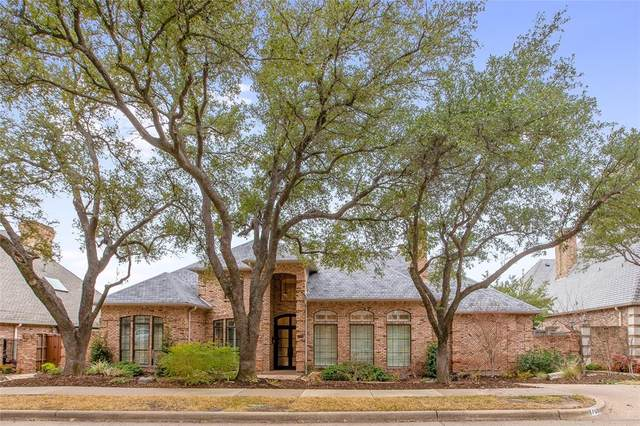 1709 Anglebluff Lane, Plano, TX 75093 (MLS #14520601) :: Trinity Premier Properties