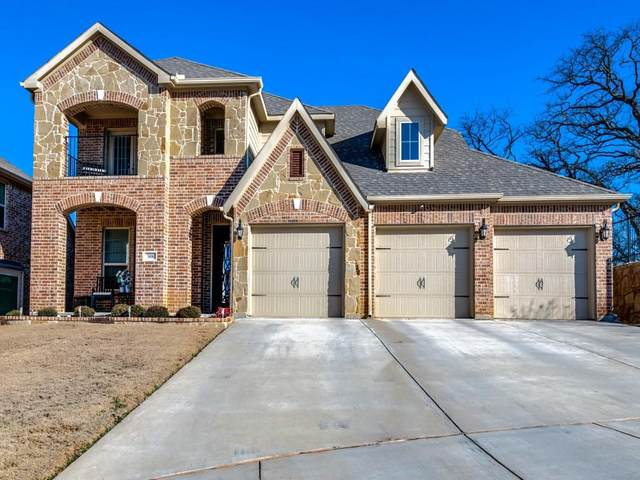 308 Hudson Court, Kennedale, TX 76060 (MLS #14520626) :: Robbins Real Estate Group