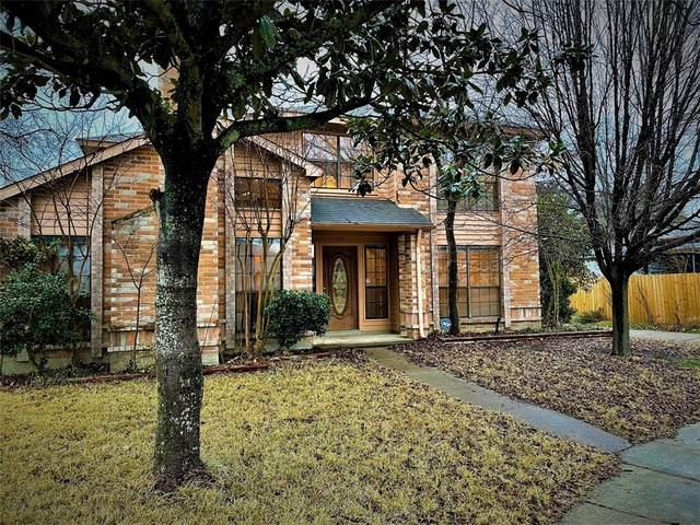 7701 Radford Circle, Plano, TX 75025 (MLS #14520640) :: Team Tiller