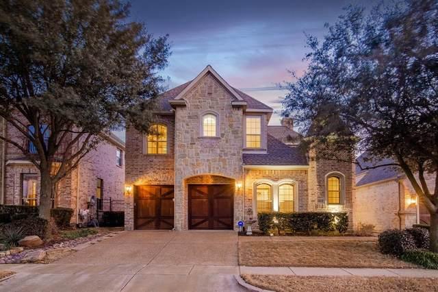 4812 Deandra Lane, Plano, TX 75093 (MLS #14520646) :: Trinity Premier Properties