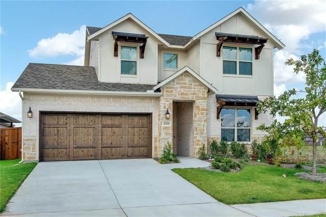 2424 Chapel Oaks, Mckinney, TX 75071 (MLS #14520678) :: The Chad Smith Team