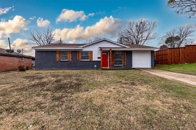 6493 La Grange Drive, Dallas, TX 75241 (MLS #14520698) :: The Barrientos Group