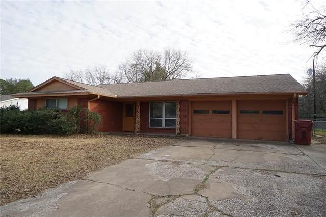 306 Glen Oaks Road, Bonham, TX 75418 (MLS #14520712) :: RE/MAX Pinnacle Group REALTORS