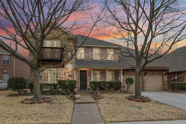 8417 Gallery Way, Mckinney, TX 75072 (#14520713) :: Homes By Lainie Real Estate Group